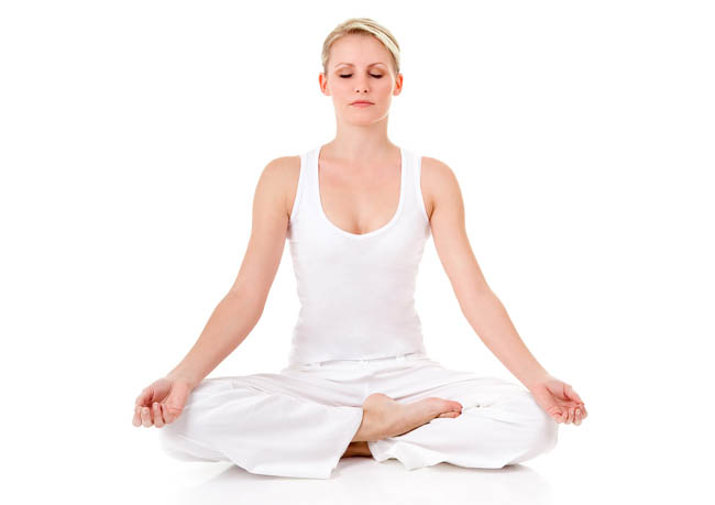 Breathing Exercises with Yoga